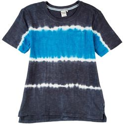 Reverse Threads Big Boys Global Tie Dye T-Shirt