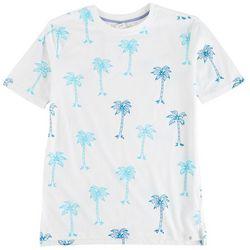 Reverse Threads Big Boys Conway Palm Tree T-Shirt