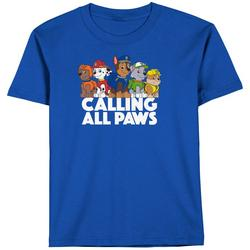 Little Boys Call All Paws Short Sleeve T-Shirt