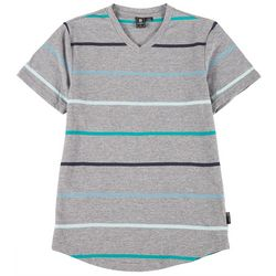 Ocean Current Big Boys Felix Striped T-shirt