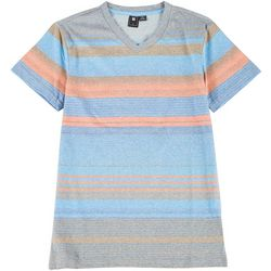 Ocean Current Big Boys Action Striped T-shirt