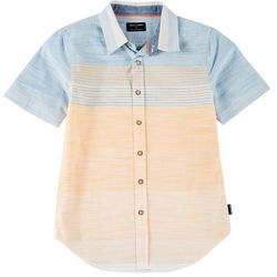 Ocean Current Big Boys End On End Woven Shirt