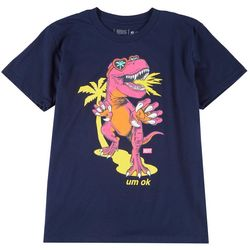 Neff Big Boys Dinomite Graphic T-shirt