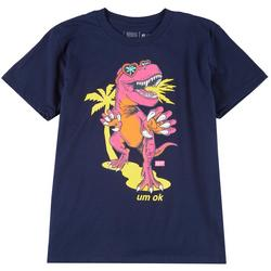 Big Boys Dinomite Graphic T-shirt
