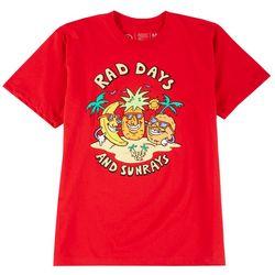 Neff Big Boys Rad Days & Sunrays Graphic T-shirt
