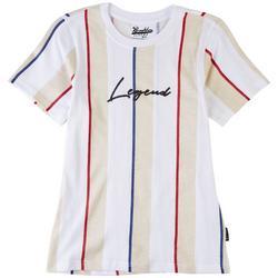 Big Boys Legend Stripe T-Shirt
