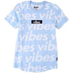 Big Boys Positive Vibes T-Shirt