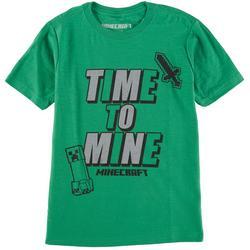 Big Boys Time To Mine Short Sleeve T-Shirt