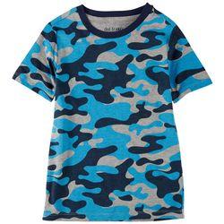 Dot & Zazz Big Boys Camo T-Shirt