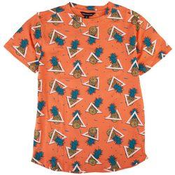 Distortion Big Boys Triangle Pineapple T-Shirt