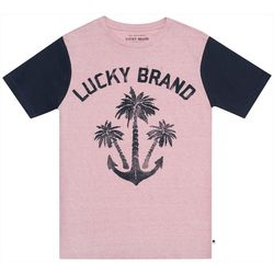 Lucky Brand Big Boys Anchor T-Shirt