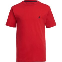 Nautica Big Boys Solid Tee