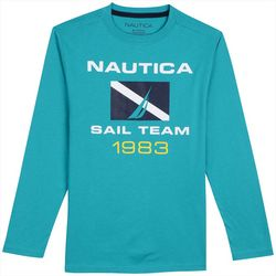 Nautica Big Boys Sail Team T-Shirt