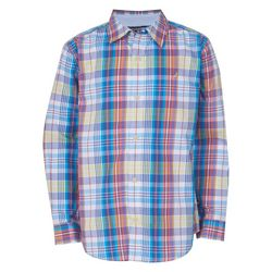Nautica Big Boys Maurico Button Down Shirt