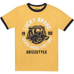 Lucky Brand Big Boys Grizzstyle T-Shirt