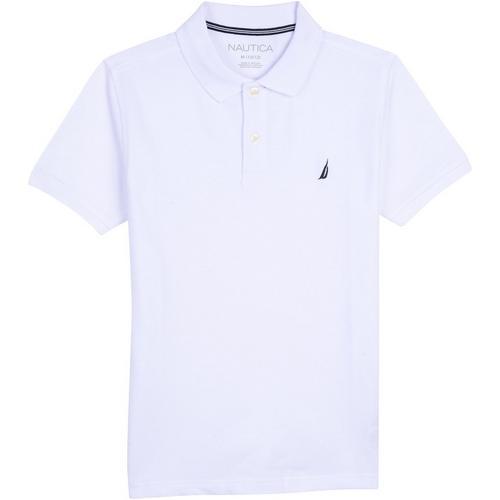 USN Navy Anchor Boys Cotton Short Sleeve T Shirt