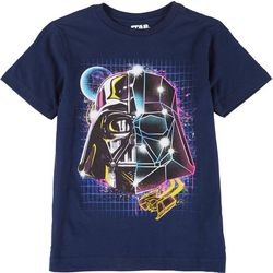 Star Wars Big Boys Space Vader T-Shirt