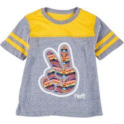 Neff Big Boys Peace Sign T-shirt