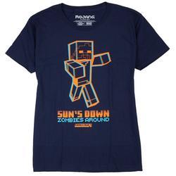 Big Boys Zombies Around Short Sleeve T-Shirt