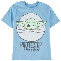 Star Wars Little Boys Protector Of The Galaxy T-Shirt