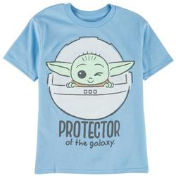 Little Boys Protector Of The Galaxy T-Shirt