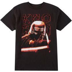Star Wars Big Boys Glow In The Dark Kylo Ren T-Shirt
