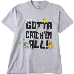 Big Boys Gotta Catch 'Em All T-shirt