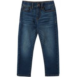 Little Boys Slim Straight Denim Pants