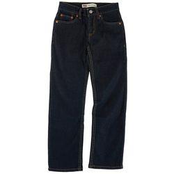 Levi's Big Boys 514 Straight Fit Denim Jeans