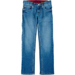 Big Boys Slim Fit Flex Denim Jeans