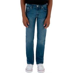 Little Boys Slim Flex Denim Jeans