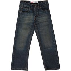 Little Boys 505 Straight Denim Jeans