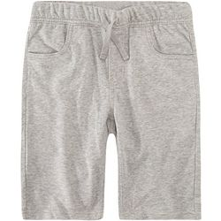 Levi's Little Boys Heathered Knit Pull On Shorts