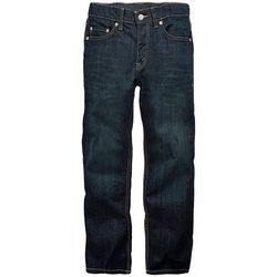 Little Boys 505 Regular Fit Denim Jeans
