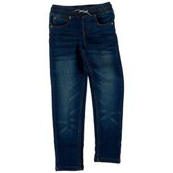 Hollywood Little Boys Knit Denim Pants