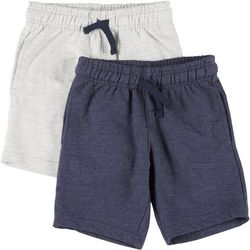 Little Boys 2-pk. French Terry Shorts