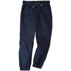 Little Boys Stretch Twill Pants