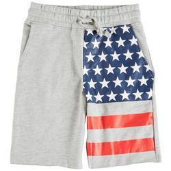Little Boys Americana Shorts
