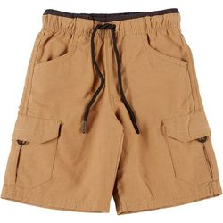 Ocean Current Little Boys Cargo Shorts