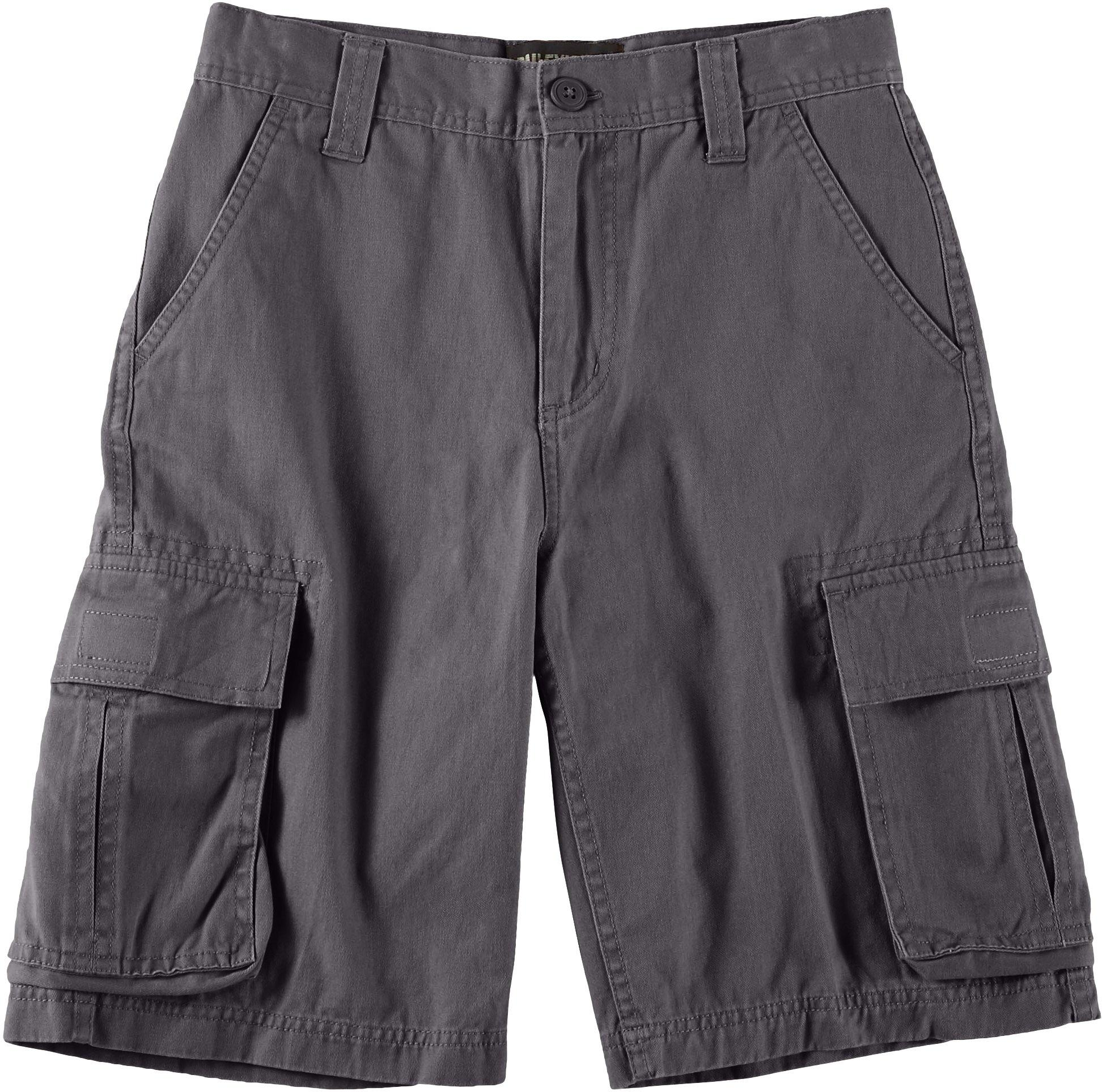 Lucky Brand Little Boys Solid Cargo Shorts