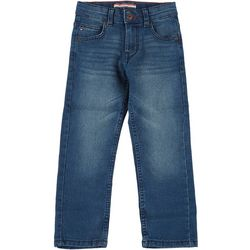 Tommy Hilfiger Little Boys Revolutions Slim Stretch Jeans