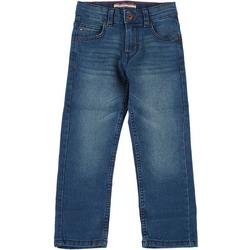Little Boys Revolutions Slim Stretch Jeans
