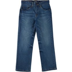 Big Boys 5 Pocket Classic Denim Jeans