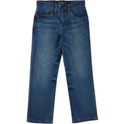 Big Boys 5 Pocket Classic Denim Jeans