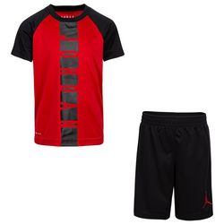 Jordan Little Boys Seasonal Core Shorts Set
