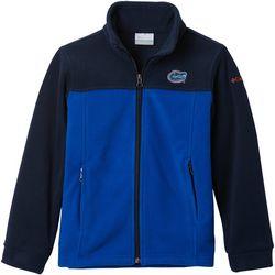 Florida Gatos Big Boys Fleece Jacket By Columbia