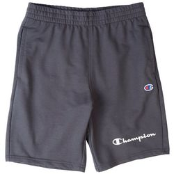 Champion Big Boys French Terry Solid Shorts