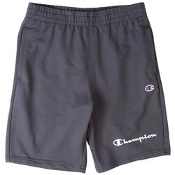 Big Boys French Terry Solid Shorts
