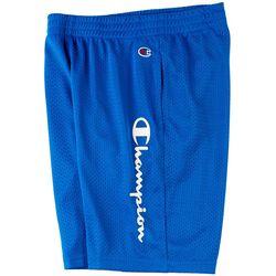 Champion Big Boys Logo Mesh Shorts