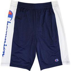 Champion Big Boys Heritage Mesh Shorts
